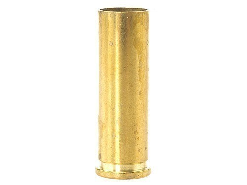 New Handgun Brass