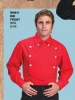 Red Bib Shirt by Range Wear