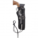 Triple K Cheyenne Drop Holster Black